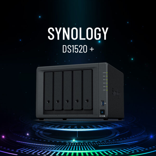 synology-DS1520+